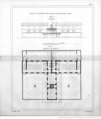 De la Construction des maisons [...]Bouillon A bpt6k1308024 99